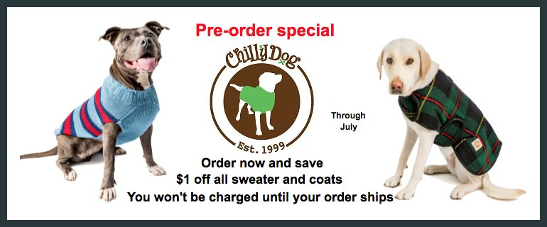 Chilly Dog Pre-Order