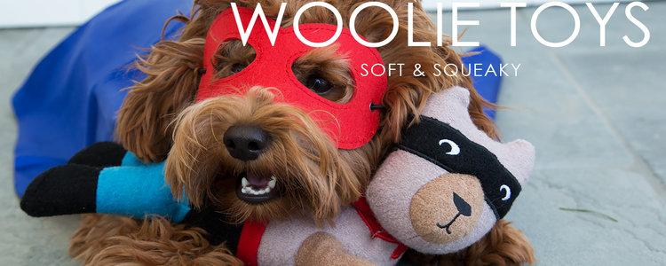 Jax & Bones Woolie Toys