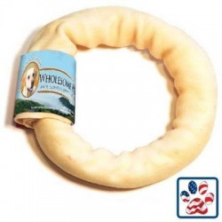 Wholesome Hide™ Donut 4 Inch | PrestigeProductsEast.com