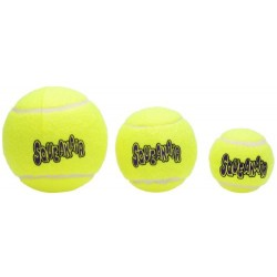 Air Kong® Squeakair Tennis Balls | PrestigeProductsEast.com