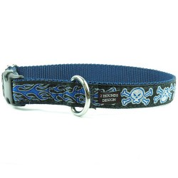 Bad Boy Blue Essential Collars & Leads | PrestigeProductsEast.com