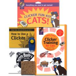Cat Training Kit