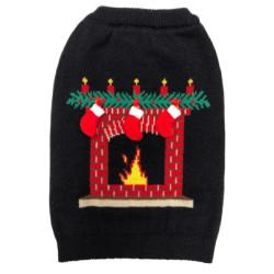 fabdog Ugly Sweater Fireplace | PrestigeProductsEast.com
