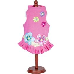 Flower Power Flounce Dress | PrestigeProductsEast.com