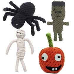 Halloween Rope Dog Toys | PrestigeProductsEast.com