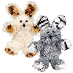 Kong® Softies Fuzzy Bunny | PrestigeProductsEast.com