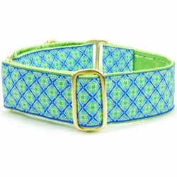 Lucky Clover Satin Lined Collars & Leads | PrestigeProductsEast.com