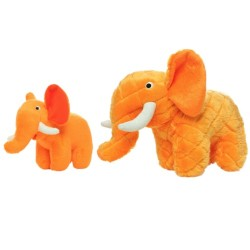 Mighty® Safari - Orange Elephant | PrestigeProductsEast.com