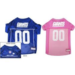 New York Giants Pet Jersey | PrestigeProductsEast.com