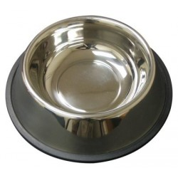 Non-Tip Anti-Skid Stainless Steel Feeding Bowls | PrestigeProductsEast.com