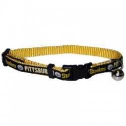 Pittsburgh Steelers Cat Collar | PrestigeProductsEast.com