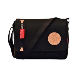 Sauvignon Barc Messenger Black/Tan | PrestigeProductsEast.com