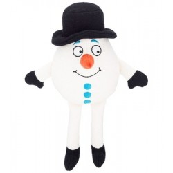 "Snowy the Snowman 15"" Dog Toy 