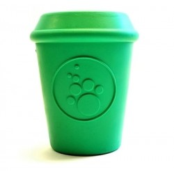 SodaPup Coffee Cup Treat Dispenser & Chew Toy | PrestigeProductsEast.com