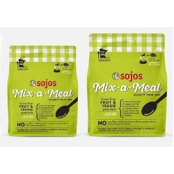 Sojos Mix-A-Meal Fruit & Veggie Pre-Mix Grain-Free Raw Dog Food | PrestigeProductsEast.com