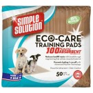 Simple Solution® Eco-Care Puppy Training Pads (50 pad box)