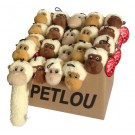 "PDQ 11"" Monkey Sticks Asst Colors 