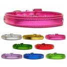 "Metallic Two Tier Collars for 3/4"" (18mm) Charms 