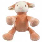 "Beginnings 4"" Lolly Pink Lamb w/ Squeaker 
