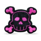 Skull and Crossbone Dog Toy