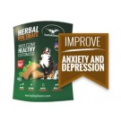 8oz Herbal dog beef treats (Anxiety and Depression)