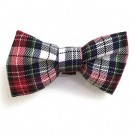 Black / Red Plaid Bowties | PrestigeProductsEast.com