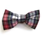 Black / Red Plaid Bowties | PrestigeProductsEast.com