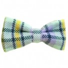 Green / Yellow Plaid Bowties | PrestigeProductsEast.com