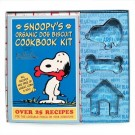 Snoopy's Organic Dog Biscuit Cookbook Kit | PrestigeProductsEast.com