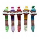 Multipet Sock Monkey™ Shaker - 21"