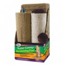 "Four Paws® Super Catnip® 21"" Carpet and Sisal Scratching Post 