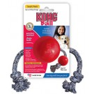 Kong® Ball w/ Rope (Small)