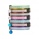Buddy Cat | Reflective Stripe – Polka Dot Cat Collars | PrestigeProductsEast.com
