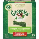 Greenies Weight Management Treat Tub Pak - 27oz | PrestigeProductsEast.com