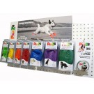 PawZ Dog Boots In-line Display Pack - with Header Card | PrestigeProductsEast.com
