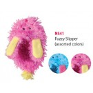 Kong® Refillable Catnip Toy - Fuzzy Slipper | PrestigeProductsEast.com