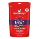 Absolutely Rabbit Freeze-Dried Raw Dinner Patties | PrestigeProductsEast.com