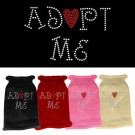 Adopt Me Rhinestone Knit Pet Sweater | PrestigeProductsEast.com