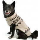 Alpaca Cream Wyatt Dog Sweater | PrestigeProductsEast.com