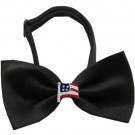American Flag Chipper Pet Bow Tie | PrestigeProductsEast.com
