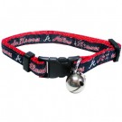 Atlanta Braves Cat Collar | PrestigeProductsEast.com