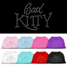Bad Kitty Rhinestone Shirt | PrestigeProductsEast.com