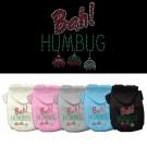 Bah Humbug Rhinestone Hoodies | PrestigeProductsEast.com