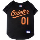 Baltimore Orioles Baseball MLB Pet Jersey | PrestigeProductsEast.com