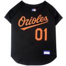 Baltimore Orioles Baseball MLB Pet Jersey | PrestigeProductsEast.com