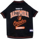 Baltimore Orioles Baseball Pet Shirt | PrestigeProductsEast.com
