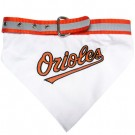 Baltimore Orioles Dog Bandana Collar | PrestigeProductsEast.com