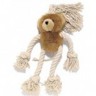Bear Plush & Rope Dog Toy | PrestigeProductsEast.com