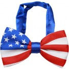 Big Dog Bow Tie American Flag | PrestigeProductsEast.com