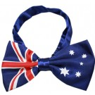 Big Dog Bow Tie Australian Flag | PrestigeProductsEast.com